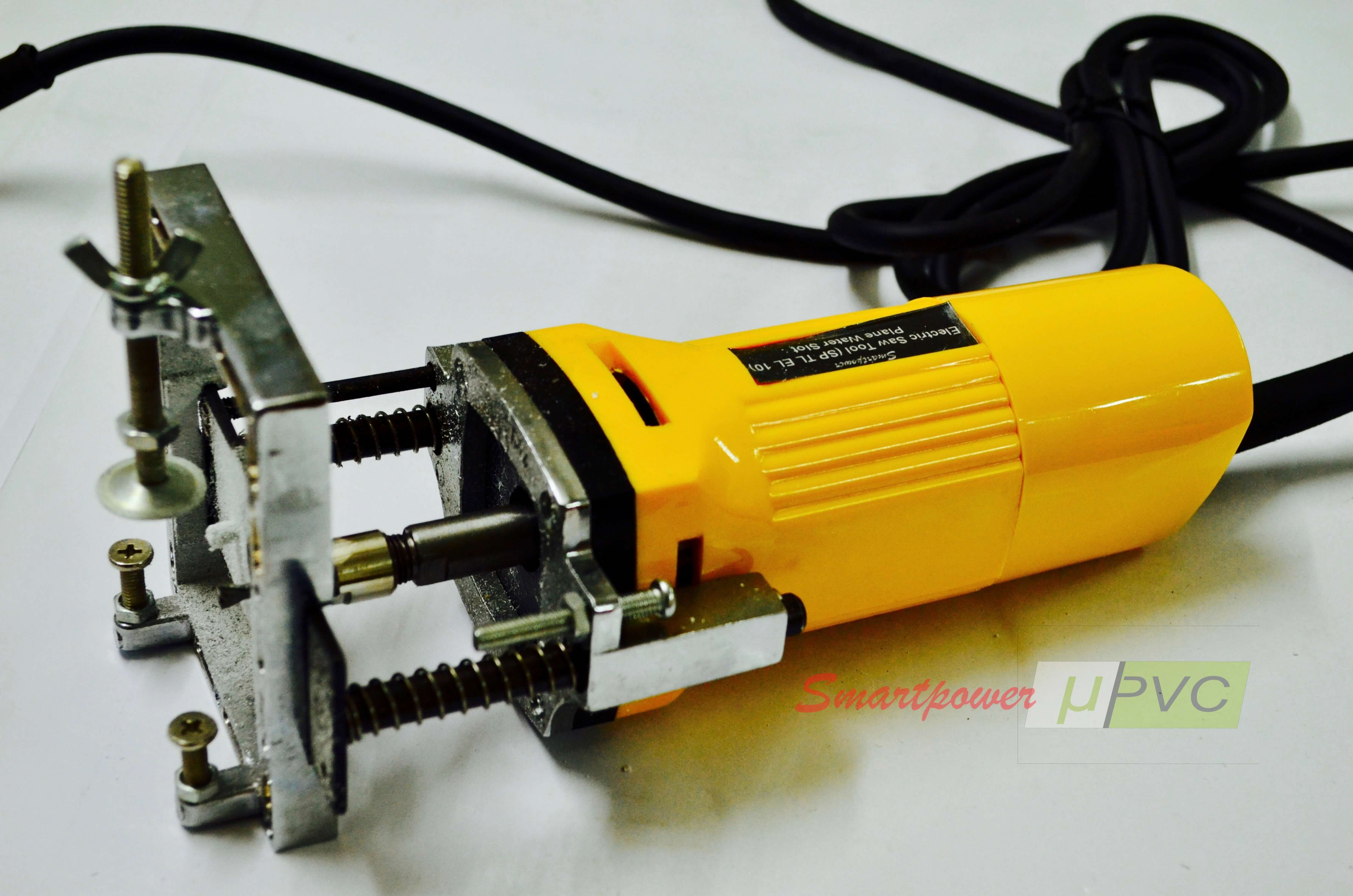 Electric tool for Water slot cutting
