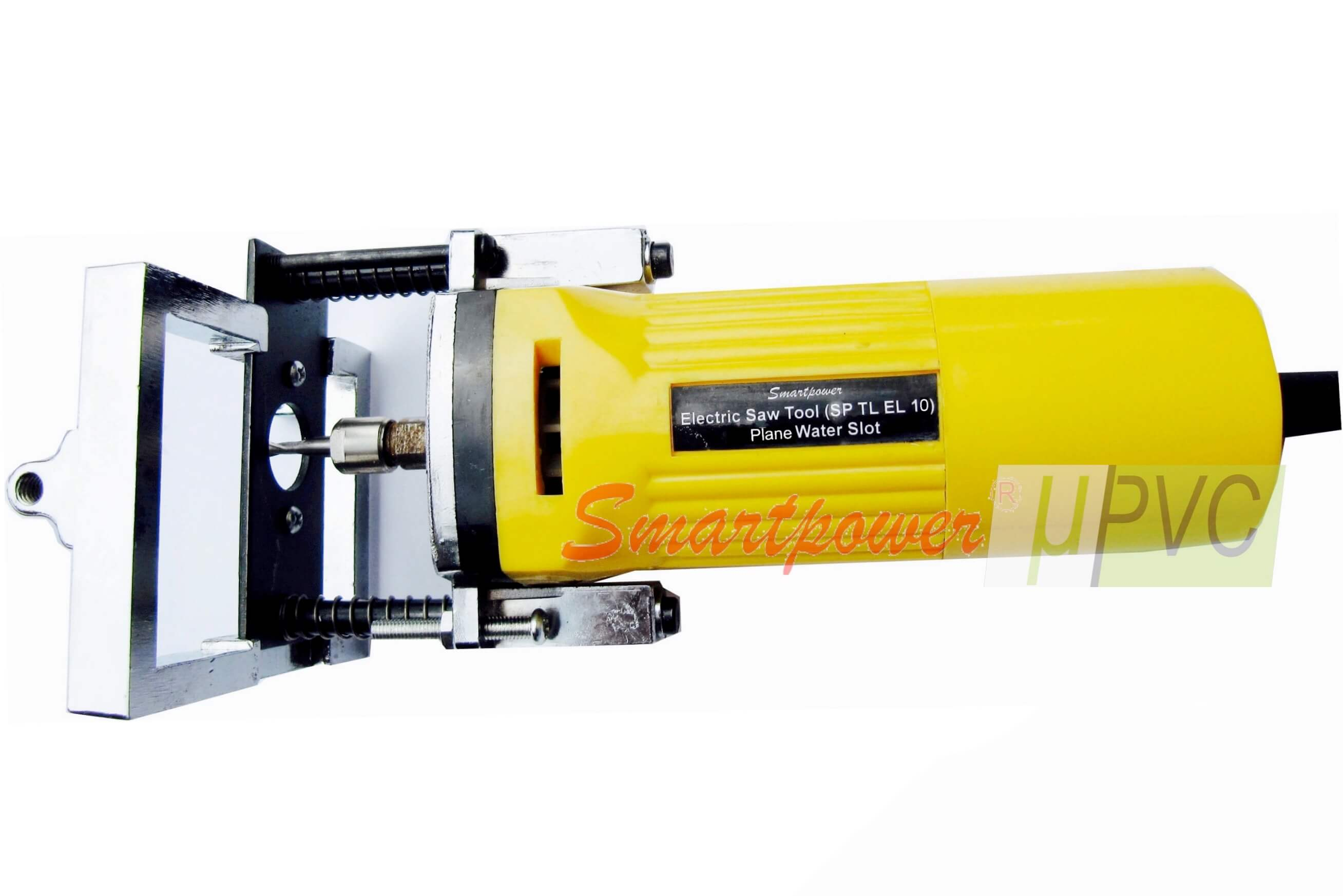 Electric tool for slot cutting
