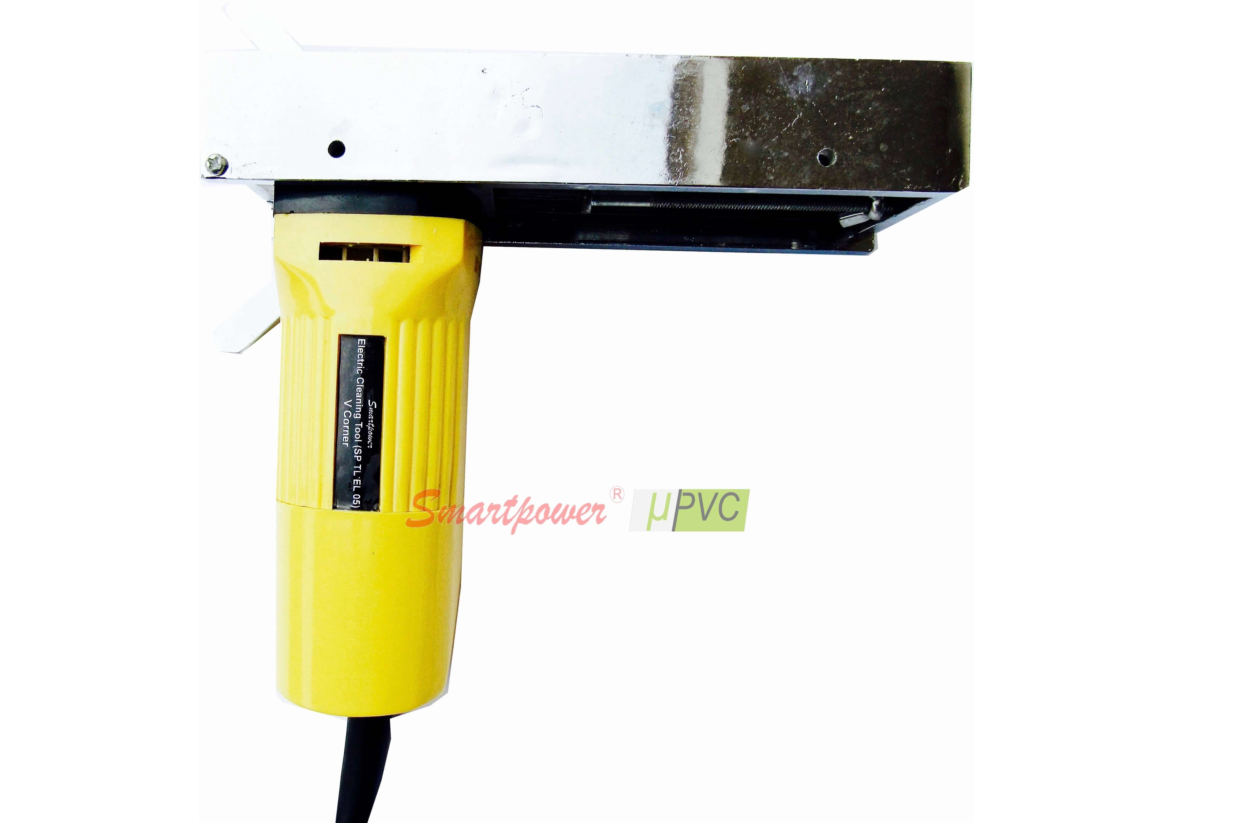 Electric tool for top cleaning